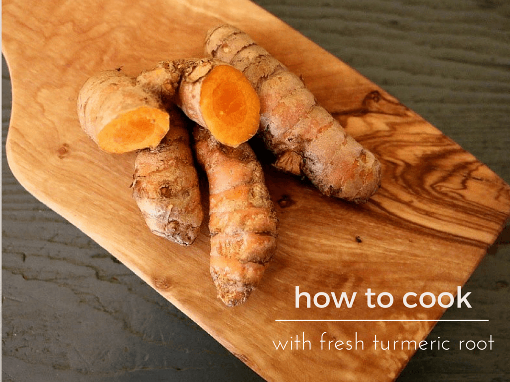 How To Cook With Fresh Turmeric Root Sharon Palmer