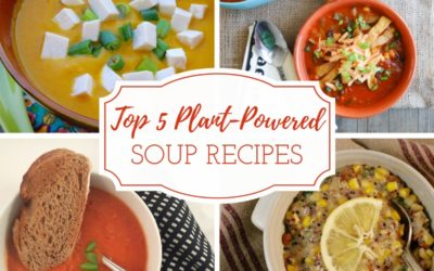 Top 5 Plant-Powered Soup Recipes