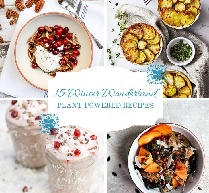 15 Winter Wonderland Plant-Powered Recipes
