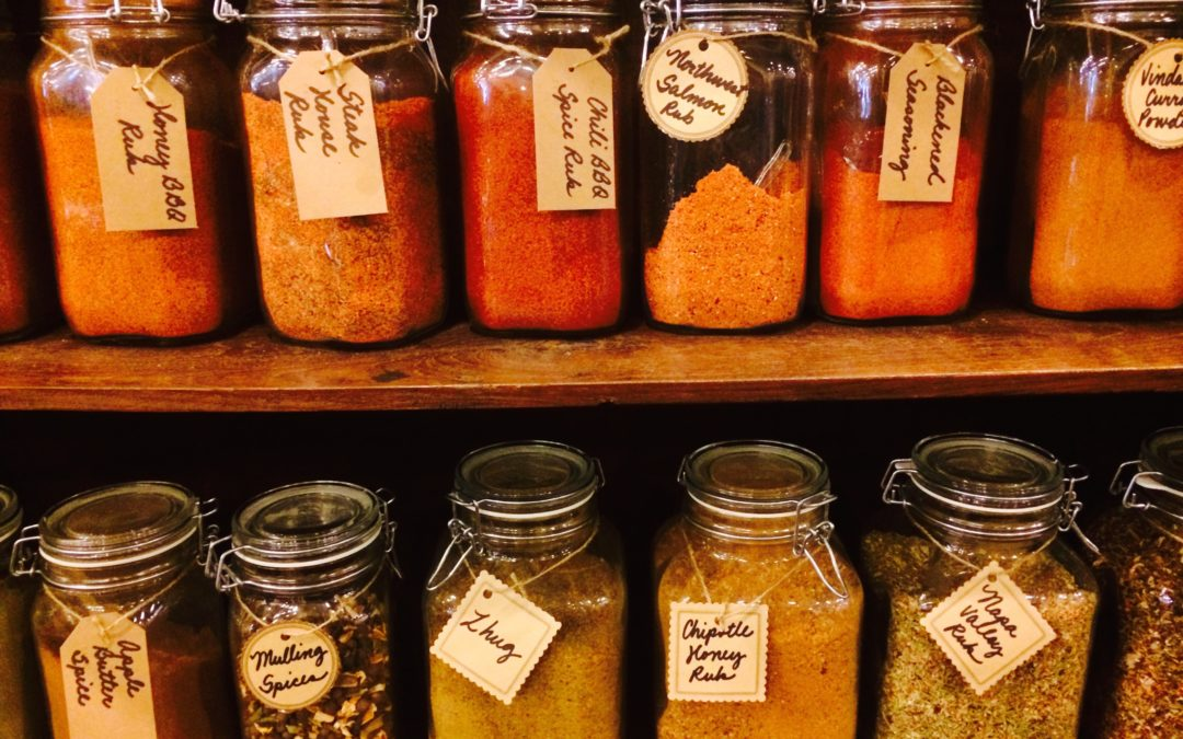 Ask Sharon: Are Spices Always Safe?