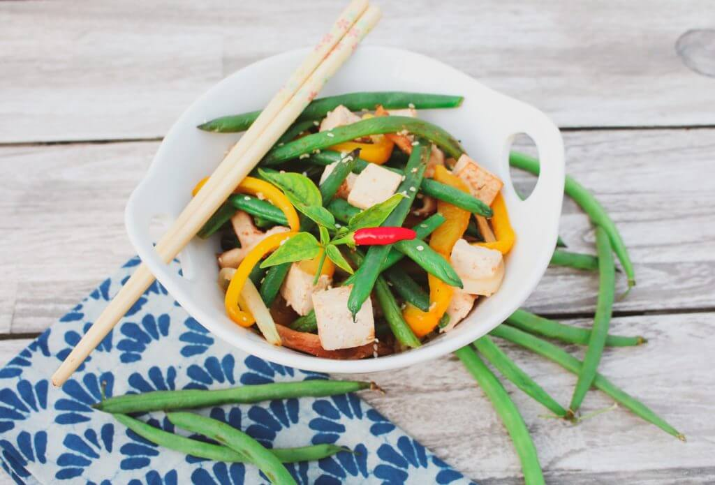 Five 30-Minute Plant-Based Meals