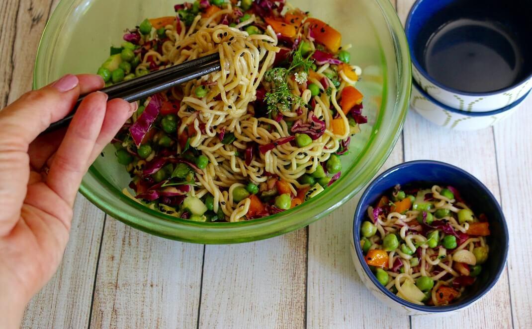 noodle salad 4