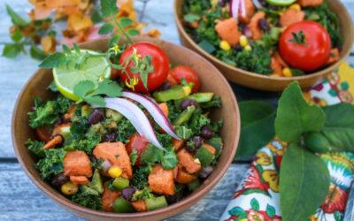Dinner Salad Recipes Sharon Palmer