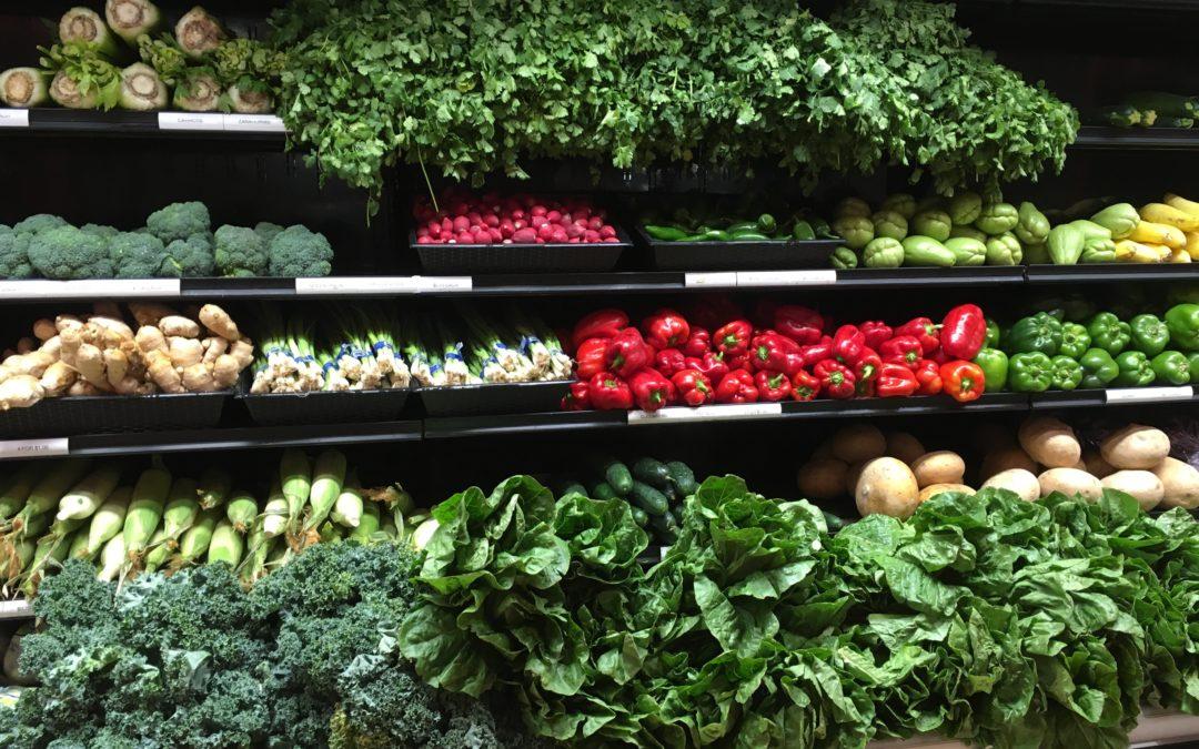 Getting Choline on a Vegetarian or Vegan Diet