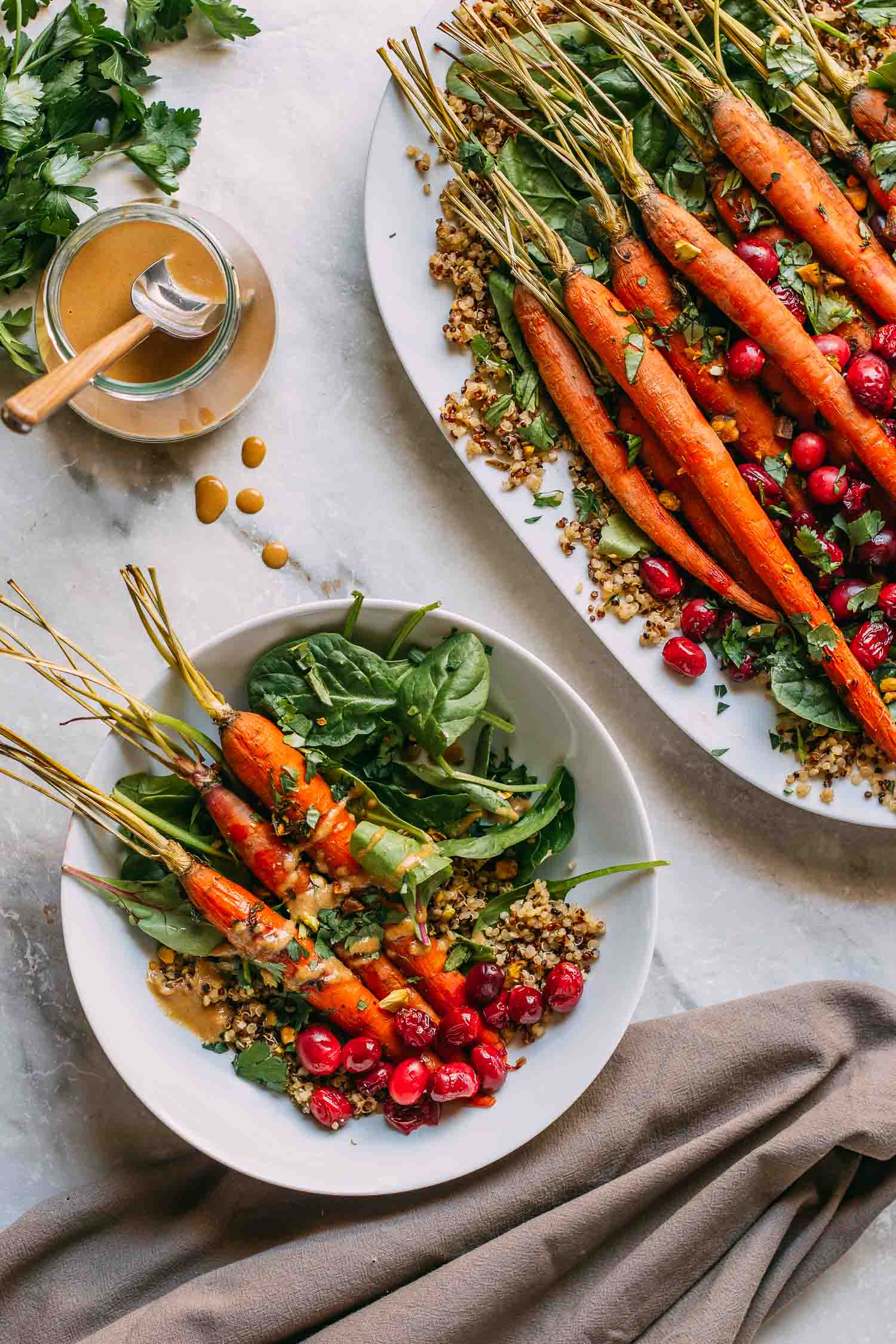 20 Root-to-Stem Plant-Based Recipes