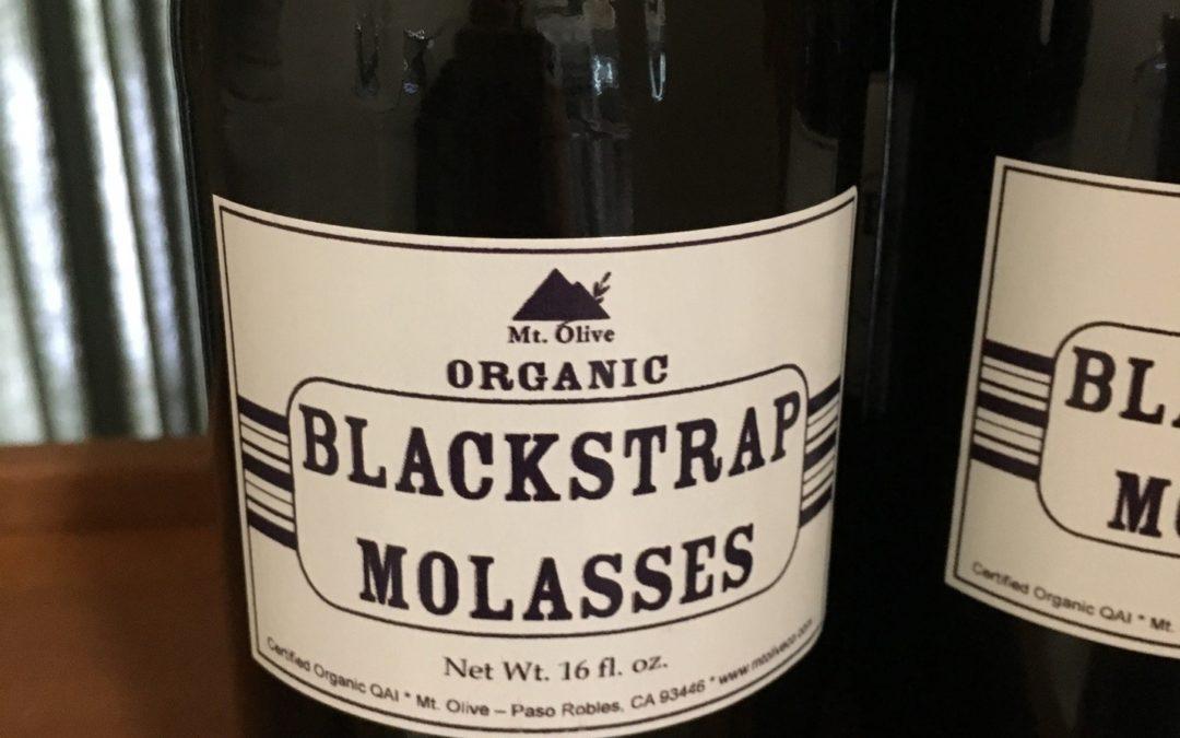 What is Blackstrap Molasses?