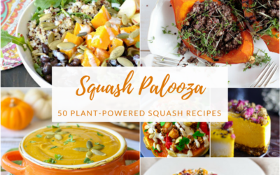 Squash Palooza: 50 Plant-Powered Squash Recipes