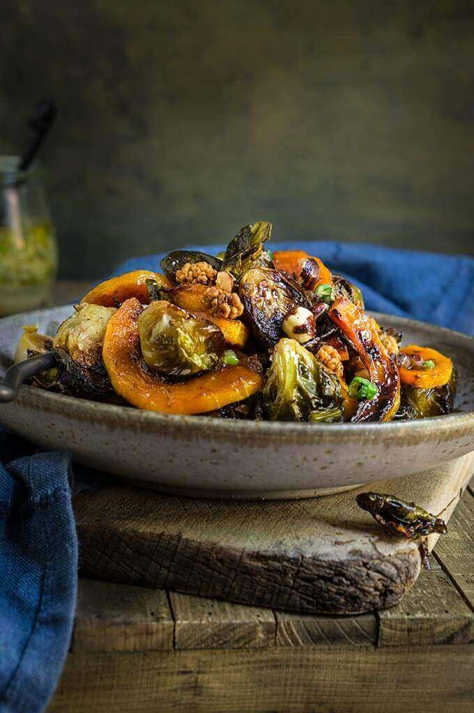 50 BEST Plant-Based Fall Squash Recipes