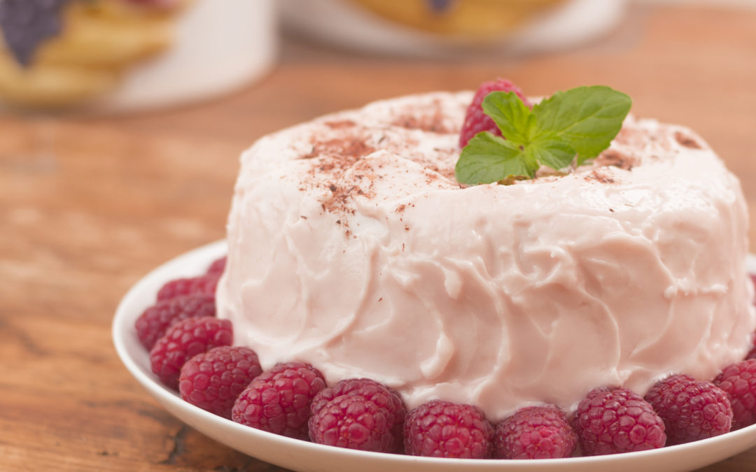 Vegan Red Beet Cake