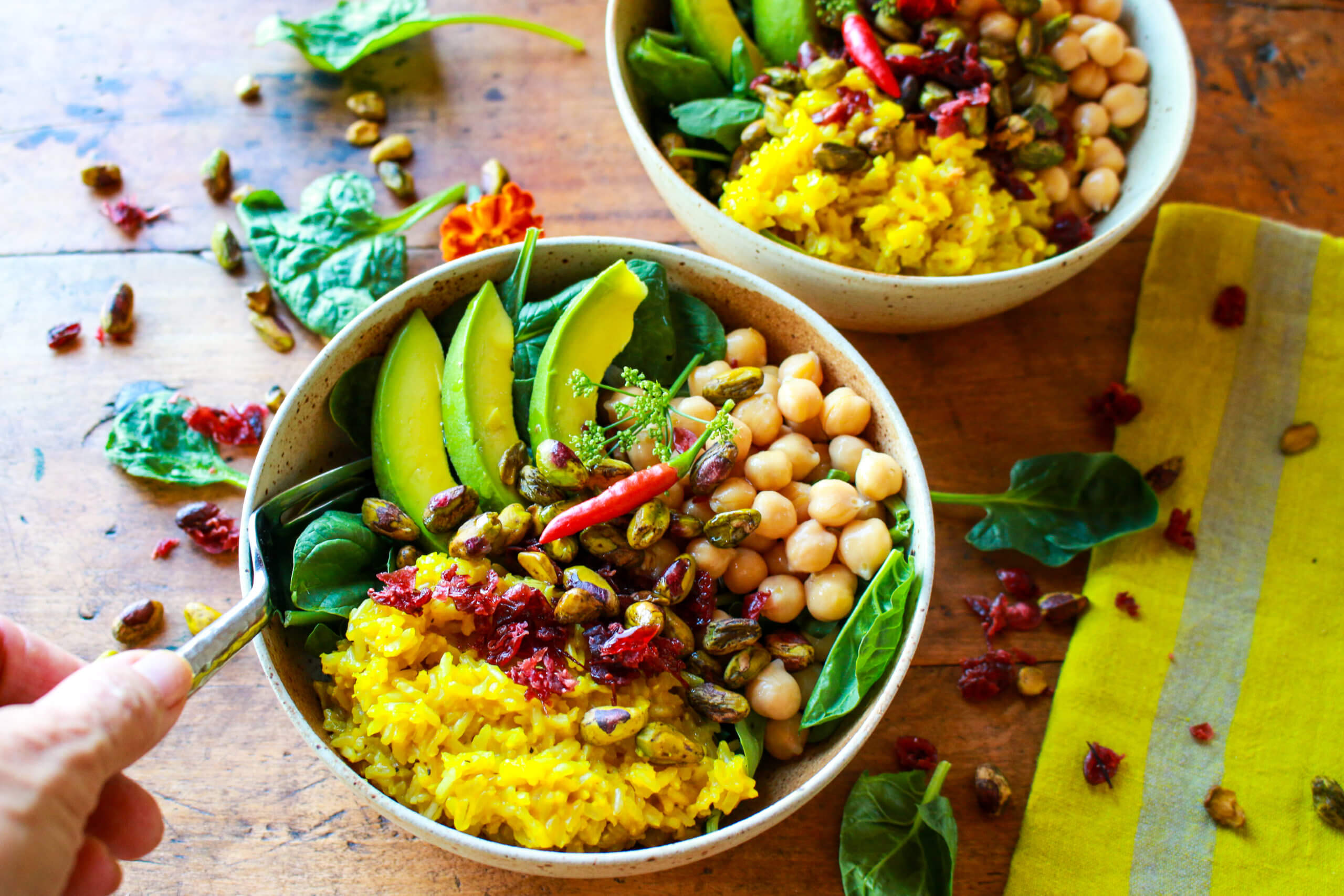 Top 7 Healthy Plant Based Bowls For 500 Calories Sharon Palmer The Plant Powered Dietitian