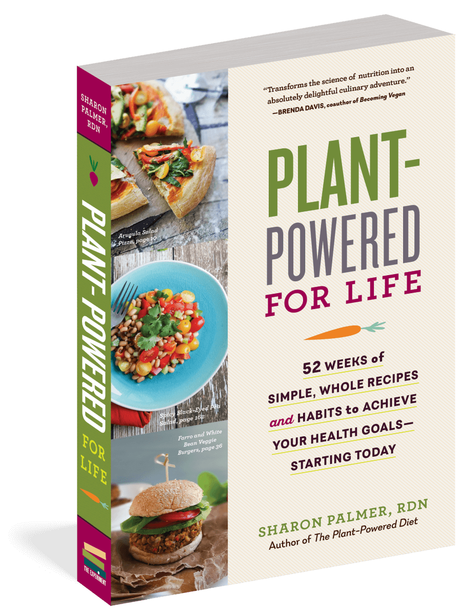 Plant Powered For Life Book