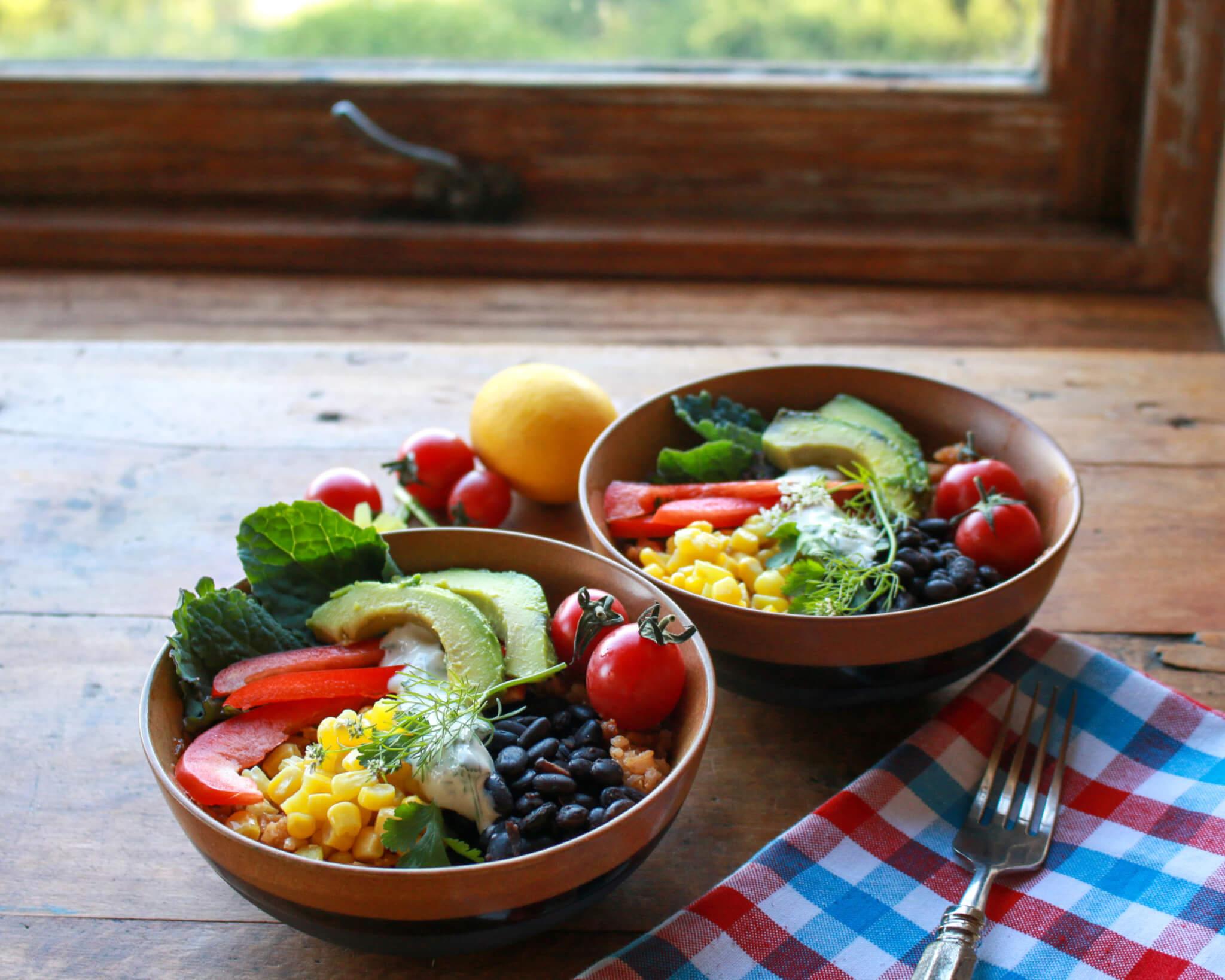 Chipotle Tomato Rice Power Bowl