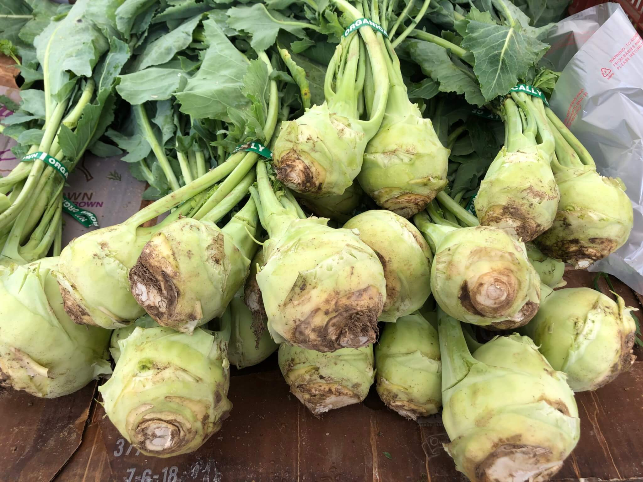 Top 5 Ways To Use Kohlrabi Sharon Palmer The Plant Powered Dietitian